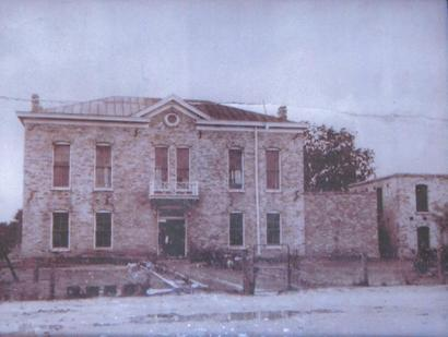 Old Zavala County Courthouse